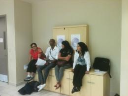 participants colloque FLE 2012