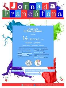 poster Jornada francofona revisado - Poster