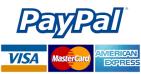 PayPal ou carte de crédit