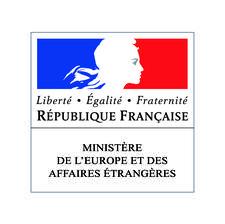 Logo Affaires étrangères France